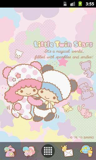 Little Twin Stars Dancing