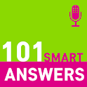 101 Smart Interview Answers icon