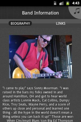 Sonny Moorman - screenshot
