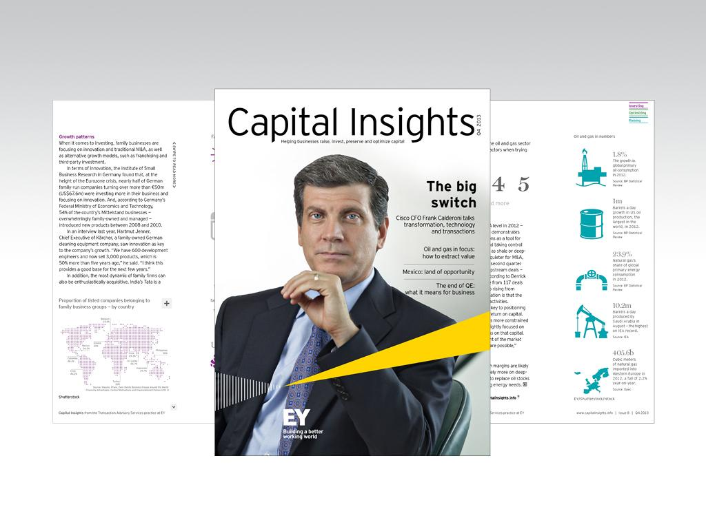 EY Capital Insights - screenshot