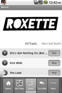 Roxette- screenshot thumbnail