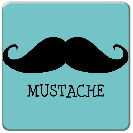 Moustache Live Wallpapers LOGO-APP點子