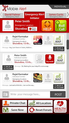 【免費生活App】Mobie Alert-APP點子
