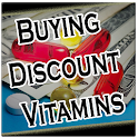 Buying Discount Vitamins logo