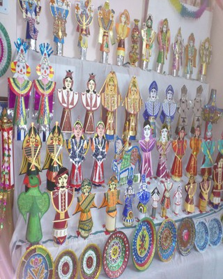 Navratri Kolu Ideas and Themes