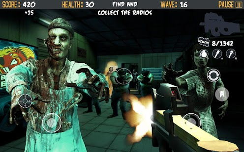 Dead Corps Zombie Assault - screenshot thumbnail