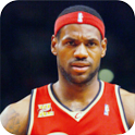 NBA Player LeBron James icon