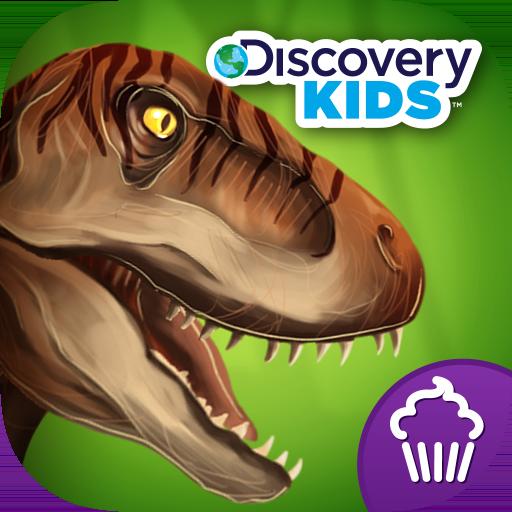 Discovery Kids Dinosaur Puzzle LOGO-APP點子