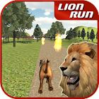 Animal Run - Lion icon