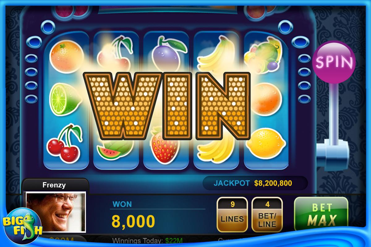 how do you win a jackpot on big fish casino