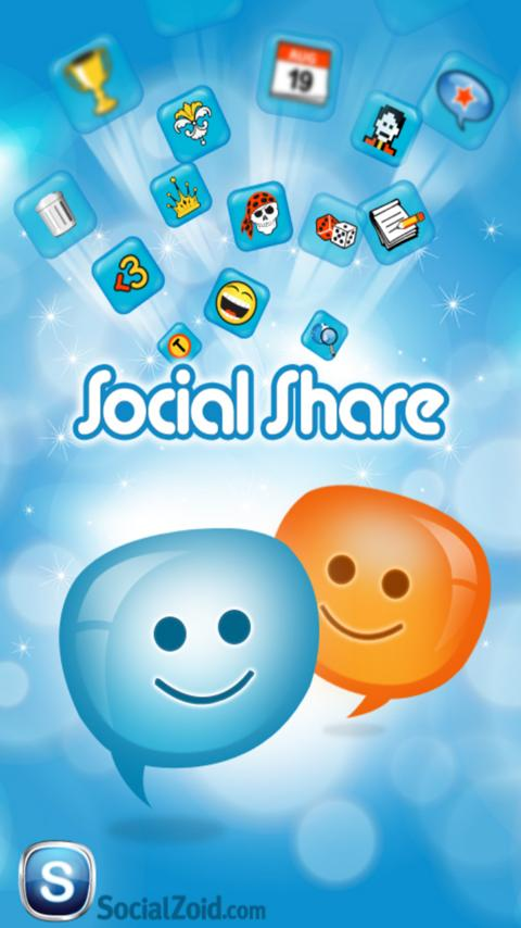 SocialShare - Funny Jokes - screenshot