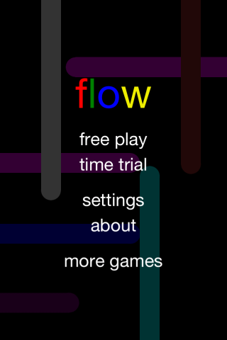 Photos Of Free Flow Free screenshot