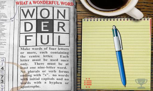 What a Wonderful Word