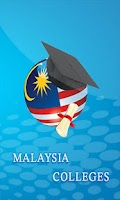 Screenshot of Malaysia Colleges