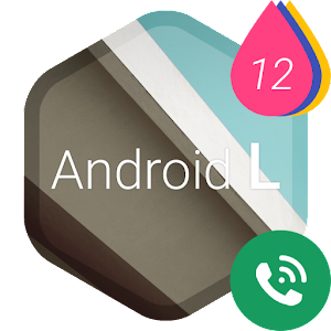 PP Theme – Material Android L 個人化 App LOGO-APP試玩