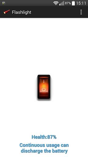 FlashLight LED or Screen