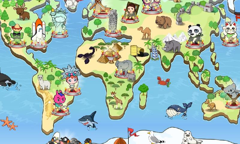 LittleBigWorld(French&EN Free) - screenshot