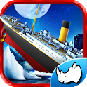 Titanic Escape Crash Parking icon