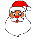 Tickle Santa logo