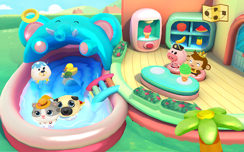 Dr. Panda's Swimming Pool- screenshot thumbnail