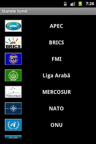 【免費教育App】Statele lumii pro-APP點子