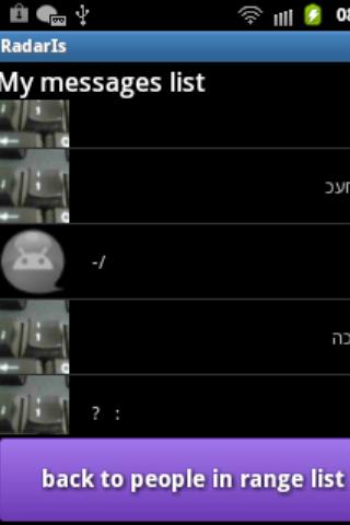 Jerusalem Chat