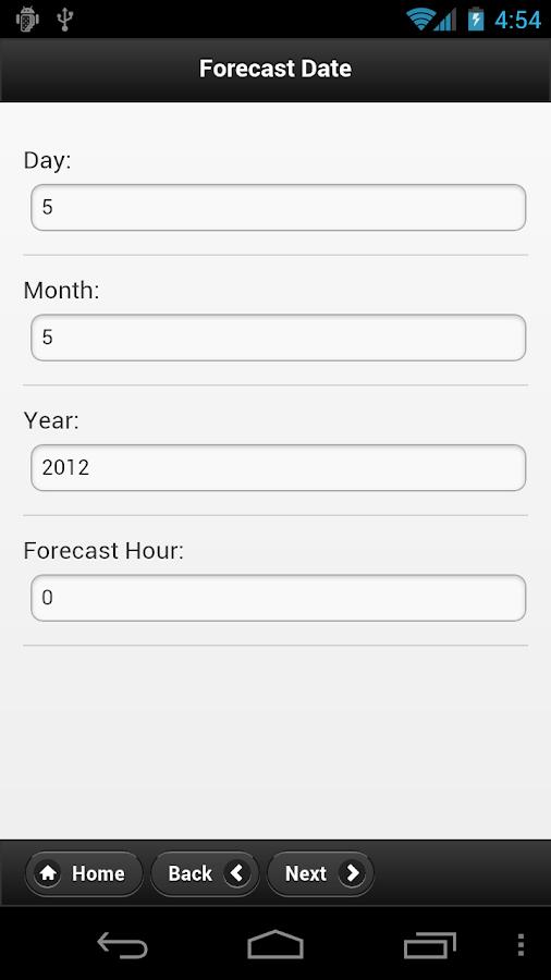 MAFOR Decode and Display- screenshot