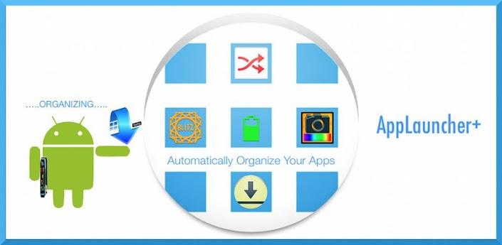 App Launcher+ (Auto Organizer)