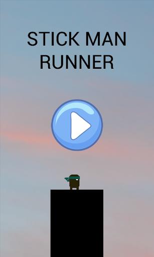 Stick Man Runner
