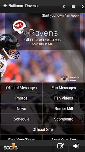 Ravens Fan Club
