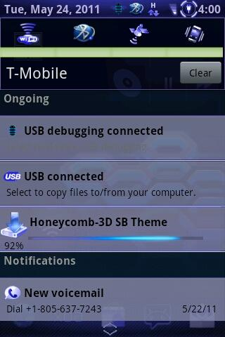 Honeycomb3D-3Dicons - screenshot