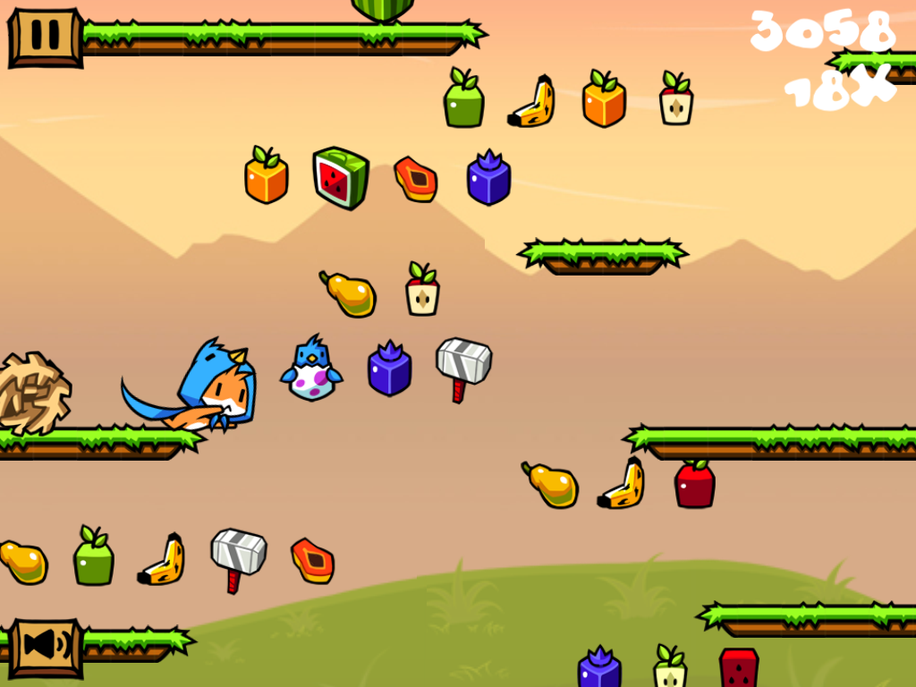 Tappy Run - Top Free Kids Game - screenshot