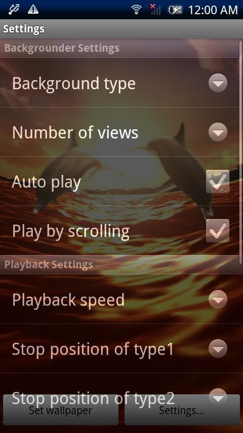 Dolphin Sun Trial- screenshot