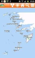 Screenshot of Dodecanese, Greece Offline Map