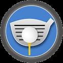 Golf Frontier – Golf GPS logo