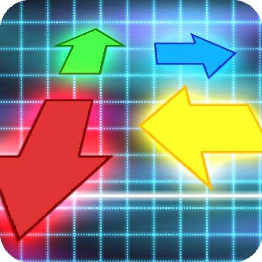 Arrow Swipe Run X: Rhythm game