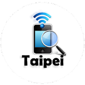 Taipei WiFi Hotspot Search