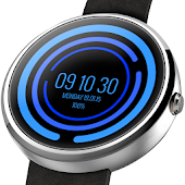 Rings - interactive Watch Face