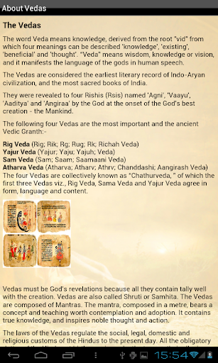 Download Vedas Android Apps APK - 3689027 - Vedas Mantra ...
