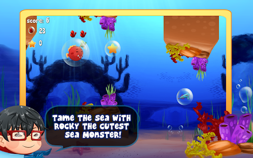 Superkids Underwater Adventure screenshot