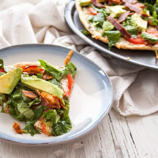 Chicken BLT Pizza - GF