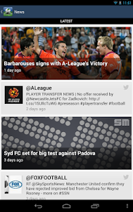 A-League Live 2014/2015 - screenshot thumbnail