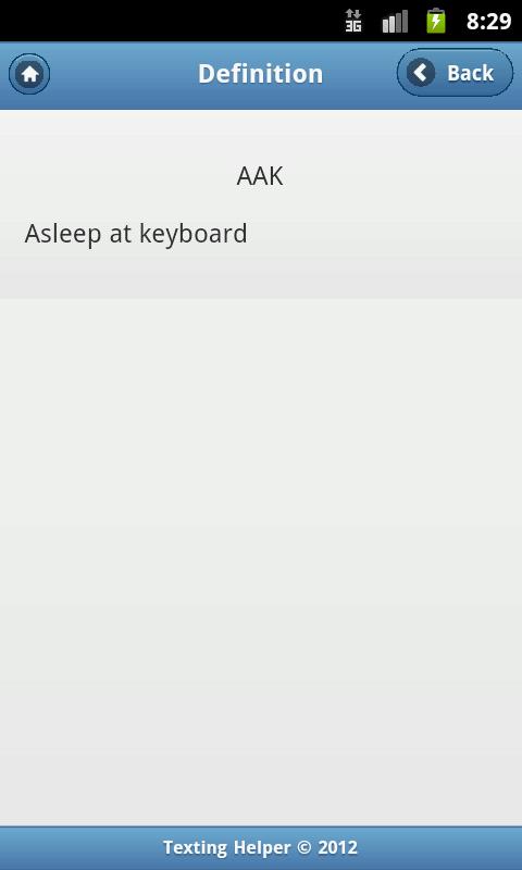 SMS's Pal - screenshot