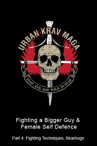 Urban Krav Maga4: How to Fight