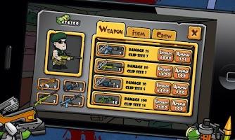 Screenshot of Zombie Age