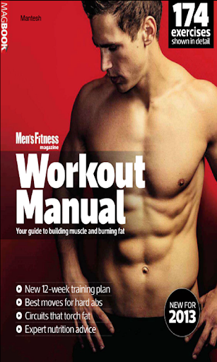 Men's Fitness Workout Manual
