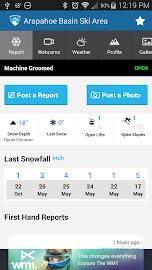 OnTheSnow Ski & Snow Report Screenshot 4