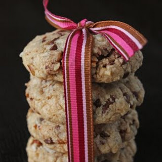 Coconut, Pecan & Chocolate Chip Cookies