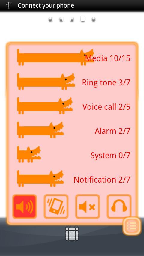 Volume Dog- screenshot