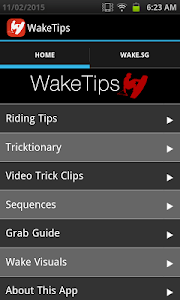 WakeTips screenshot 0